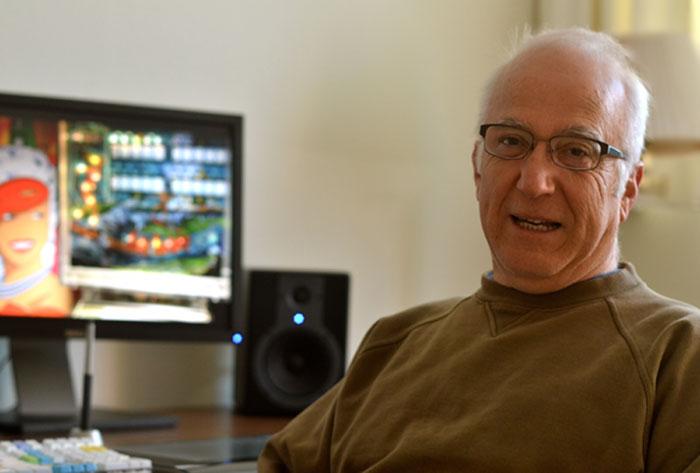 Editor Norm Levy